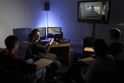 Huston School of Film & Digital Media: Training & Education